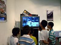 西九龍中心PS3遊戯場